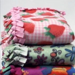 Knot Blankets